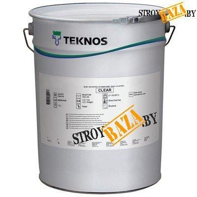Отвердитель, Teknos TEKNODUR 0010 HARDENER (COMP.B) отверд. для 0050/0090, 1л, полиуретановая двухкомпонентная, шт
